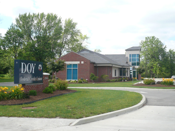 DOY Federal Credit Union Building